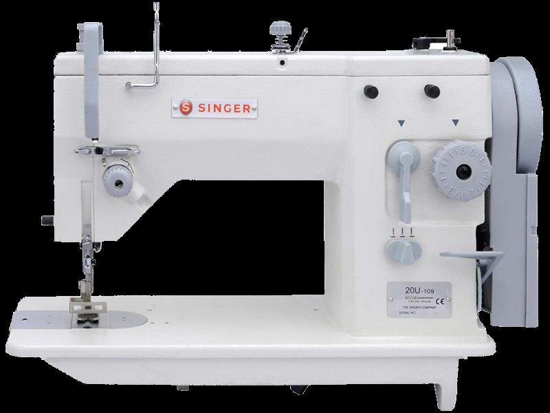 Singer 20U-109. Máquina de Coser Semi Industrial